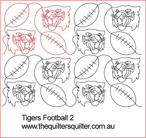 Tigers Football 2 E2E