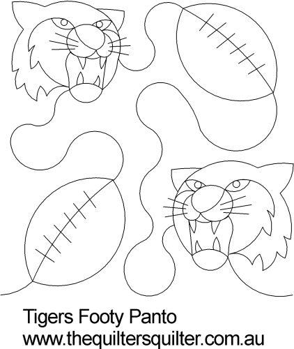 Tiger Footy Panto