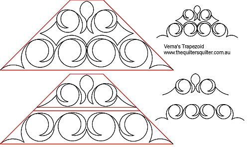 Vernas trapezoid