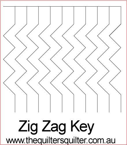 Zig Zag Key P2P