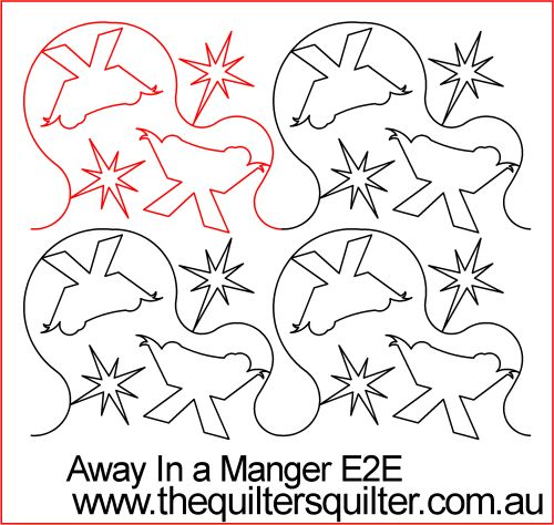 Away in a manger E2E