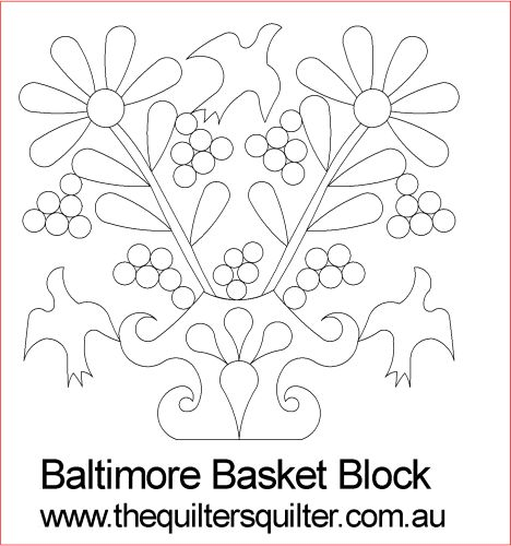 Baltimore Basket Block