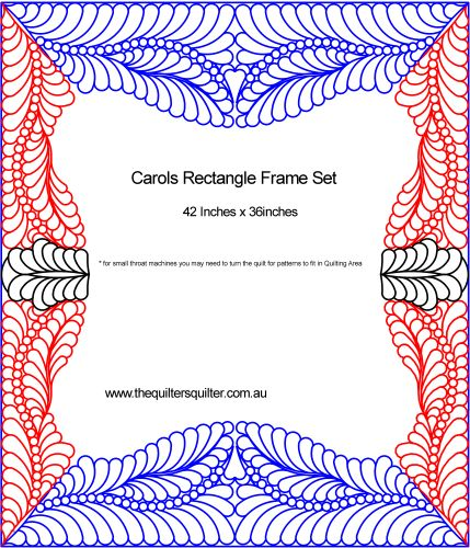 Carols Rectangle Frame
