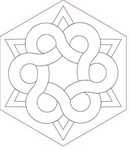 Celtic Hexagon