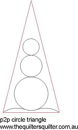 circle p2p triangle