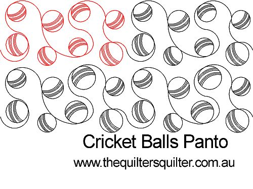 Cricket Ball Panto