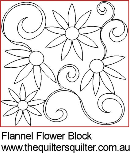 Flannel Block