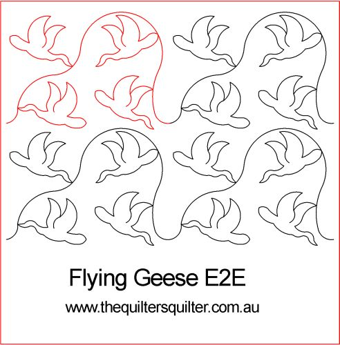 Flying Geece E2E