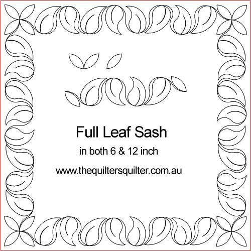 Full leaf sash P2P