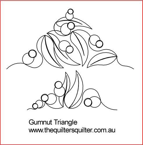 Gumnut Triangle Set