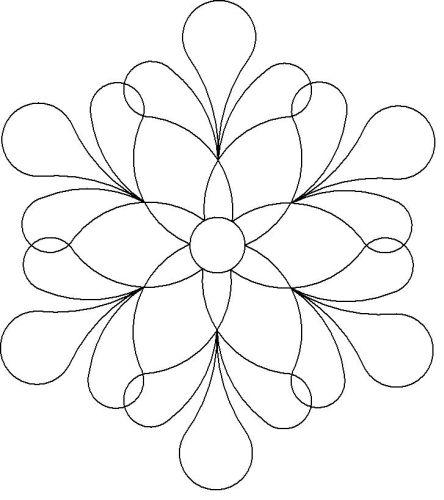 Hexagon Plume