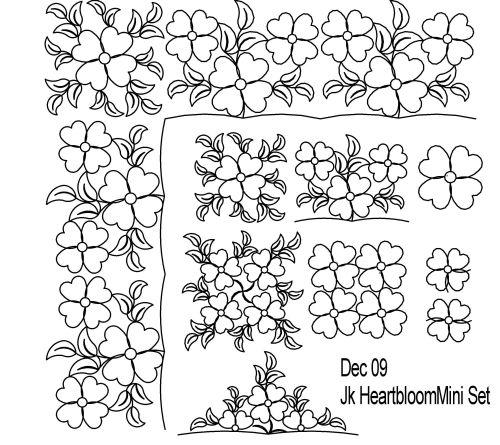 Heartbloom Mini Set