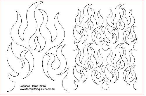 Joannes Flame Panto