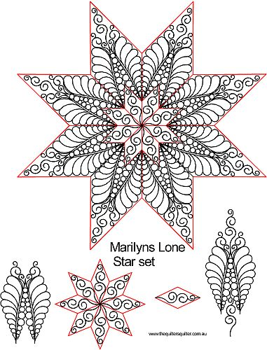 Marilyns Lone Star Set