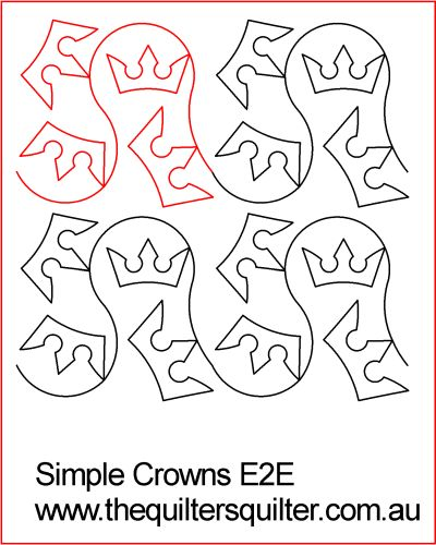 Simple Crowns E2E