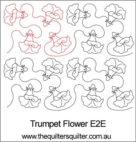 Trumpet Flower e2e