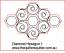 Diamond Hexagaon 1