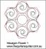 Hexagon Flower 1