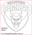 Demons Block 18 in