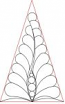 p2p circle feather triangle