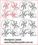 Aboriginal Lizards