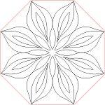 Carlys flowerbloom octagon