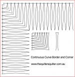 Continuous Curve Border Cnr