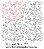 Curls and Blooms E2E