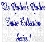 The Quilter's Quilter  Collection Series 1