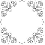 Celtic Heart Frame