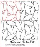 Ovals and Circles E2E