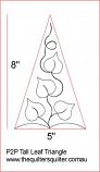 P2P Tall Leaf Triangle