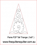 Pams P2P Tall Triangle
