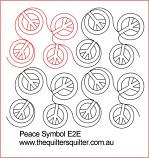 Peace Symbol E2E