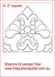 Sharons Envelope filler