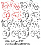 Wobbly eyes E2E