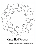 Xmas Bell Wreath