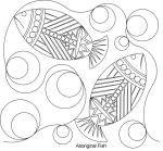 Aboriginal fish panto