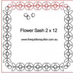 Flower Sash 2 x 12 P2P