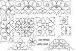 Leafy Heart Mini Set