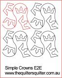 Simple Crowns E2E