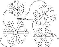Snowflake Panto