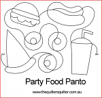 Party Food Panto