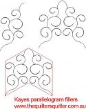Kayes parallelogram filler