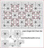 Joans Single Irish Chain