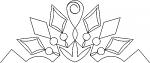 Jewelled Star filler