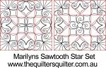 Marilyns Sawtooth Stars