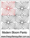Modern Bloom Panto