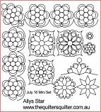 Allys Star Mini Set