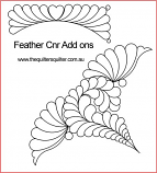 Feather Corner add ons